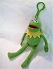 New Muppets Kermit The Frog Soft Doll Clip-On