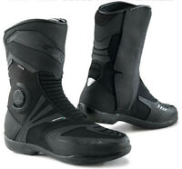 Boots moto touring Tcx Airtech Evo Goretex adventure waterproof
