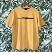 Tommy Hilfiger American Classic Velvet Graphic T-Shirt Men's Size Medium