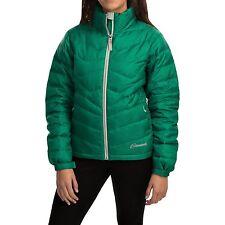 Women's Cloudveil Mountain Series Endless Down Jacket Rainforest Green Size S