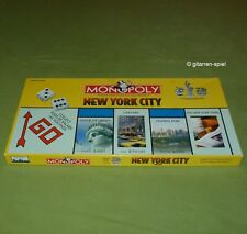 Monopoly New York City The Big Apple © 2001 Before 9/11 English RAR TOP!