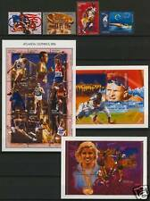 Lesotho 1048-54 MNH Olympic Games, Sports