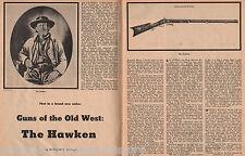 Hawkens Rifle Story+Ashley,Bridger,Carson,Cornell,Fitpatrick,Kenton,Kephart,Meek