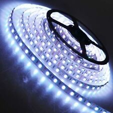TIRA LED ADHESIVO SMD5050 30 LED 6000K LUZ FRìA PRECIO 1MT STRIP LED