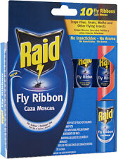 Raid Fly Ribbon Trap (10-Pack)