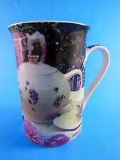 Creative Tops Fine English Bone China Tea Coffee Mug Teapot & flowers
