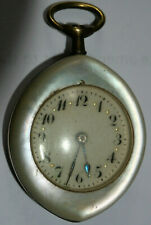 VERY BEAUTIFUL OLD PEARL COVERED WATCH - ALLEMANN - VERY RARE - L@@K