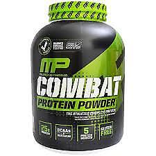 MUSCLE PHARM COMBAT WHEY 4 LBS - COD FREE SHIPPING