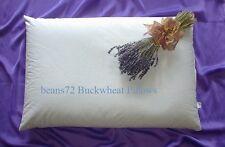 """beans72 Aromatherapy Buckwheat Pillow Twin/Standard Size 20""""x26"""""""