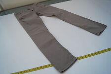 PLEASE Damen Hüft Jeans Hose Stretch Skinny Gr.XS stonewash Röhrenjeans grau TOP