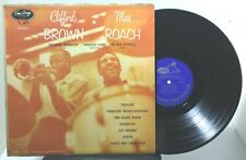Clifford Brown And Max Roach - EMARCY MG 36036