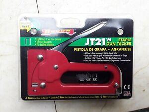 Arrow staple gun JT21m Brand New