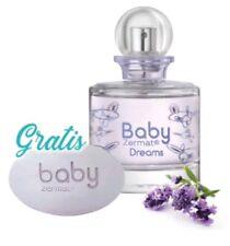 New Baby Dreams Cologne 1.8 Fl.Oz + Sensitive skin Soap 2.82 Oz  by Zermat