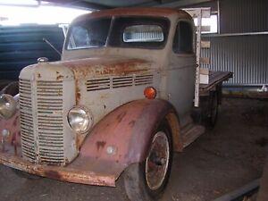 1953 Bedford KZ 30cwt  vintage ute