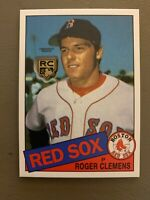 2020 Topps Series 1 ROGER CLEMENS 85' RC Retrospective Medallion -Boston Red Sox
