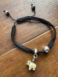 thomas sabo bracelet with Polar Bear Charm