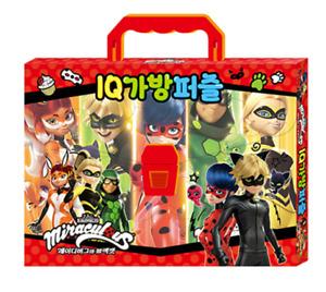 TV Anime Miraculous Ladybug Jigsaw Puzzle Bag Set For Baby & Kids