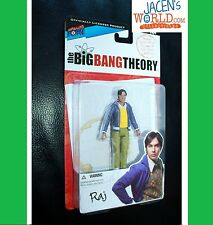 Raj The Big Bang Theory Action Figure Bif Bang Pow Series 1