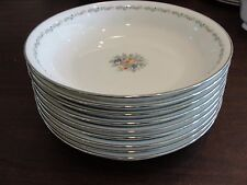 """OXFORD CARLYLE 9 SOUP COUP BOWLS 7 3/4"""""""