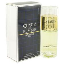 Parfum QUARTZ Pour Femme De MOLYNEUX Eau de Parfum 100 ml Neuf sous blister