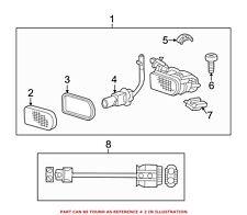 For Mercedes Genuine Fog Light Lens Left 2038260190