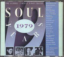 Soul Years 1979 - GLORIA GAYNOR ANITA WARD AMII STEWART- BOX 2 CD 1989 NEAR MINT