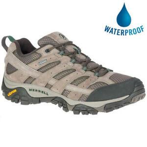 Merrell Moab 2 LTR GTX Mens Waterproof Gore-Tex Walking Hiking Trainers Shoes