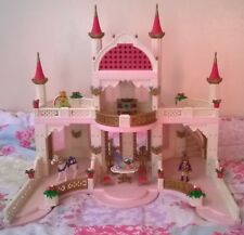 Playmobil Royal Fairy Princess Castle Palace Complete Rare Retired 4250 VGC