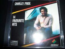 Charley Pride 14 Favourite Hits Rainbow Australia CD – Like New