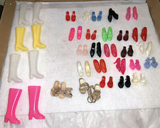 VINTAGE SMALL BARBIE & OTHER DOLL SHOES