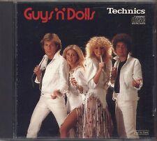 GUYS 'N' DOLLS - Omonimo - CD PROMO JAPAN  NEAR MINT CONDITION