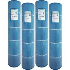 CLOSEOUT 4 Pack Pool Spa Filters Fits C-7494 PA131 FC-1227 Hayward AntiMicrobial