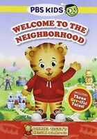 Daniel Tiger: Welcome to the Neighborhood [New DVD]