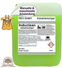 10 l Liter Industriereiniger Rußreiniger Ölreiniger Schmutzbrecher Kfz Autoteile