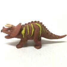 "Jurassic Park World Dinosaur Triceratops 4.5"" figure cute animal toy boy gift"
