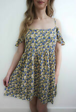 New Look Viscose Mini Floral Dresses for Women