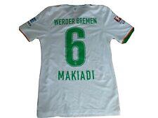 Trikot Nike Werder Bremen 2013/14 + Makiadi Gr. M
