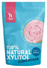 Naturally Sweet Xylitol Icing Sugar 500g Pouch