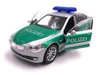 BMW 535i 5.35i 5er Polizei Modellauto Auto LIZENZPRODUKT 1:34-1:39