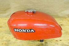1976 HONDA CB750K CB750 CB 750 K FOUR GAS FUEL CELL TANK GASTANK W/ CAP