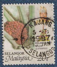 Malaysia -Selangor 20 Cents Good Used with ' Kajang ' cds (P35)