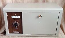 Vintage Burmax Ster-O-Dry Sanitizer Dryer
