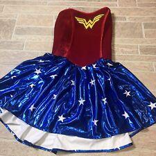 Wonder Woman Large Costume Halloween NWT $57