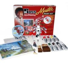 Bob Ross Oil Painting Master Set with DVD