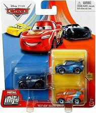 "🔥Disney Pixar Cars METAL MINI RACERS ""NEXT-GEN"" Racers Series Chase Paul Storm"