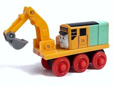 Thomas & Friends Wooden Railway Train Tank Engine - Oliver Excavator - 2012 EUC