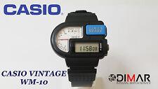 VINTAGE CASIO WM-10 GAUGE IT MODULO 765 AÑO 1986
