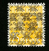 Germany Stamps # Mich-45-I/II XF OG LH Both Overprints Scott Value $250.00