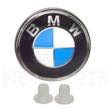 "For BMW E28 E30 E36 318i 528e M5 Emblem BMW ""Roundel"" for Trunk Lid+Grommet OES"