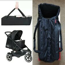 Phil&Teds Cocoon Cuddle&Carry Carry Cot Baby Winter Snuggle Adapt Survive Winter